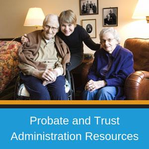 Trust-probate