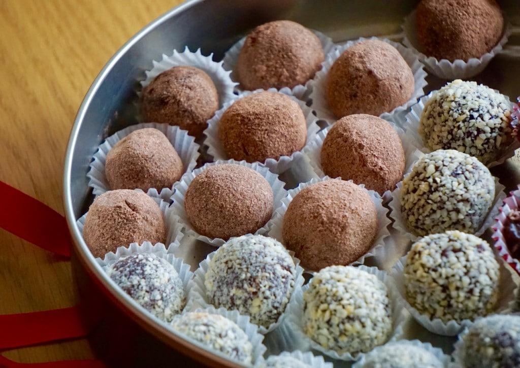 raw food dadelbollar