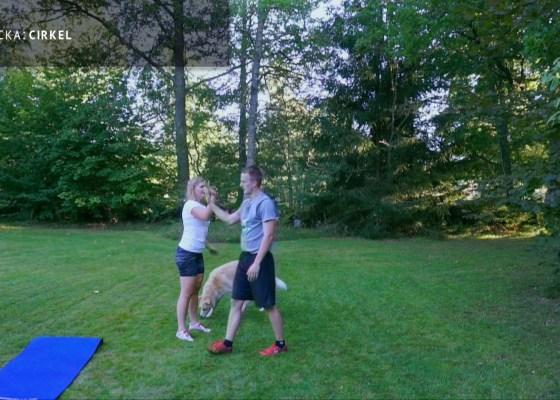 Rörelseutmaning – 10 minuters träning – vecka 3