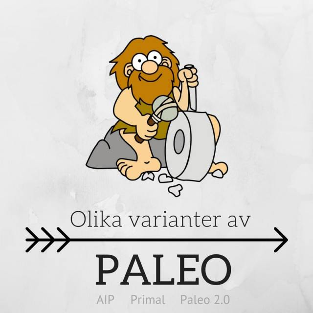 paleovarianter