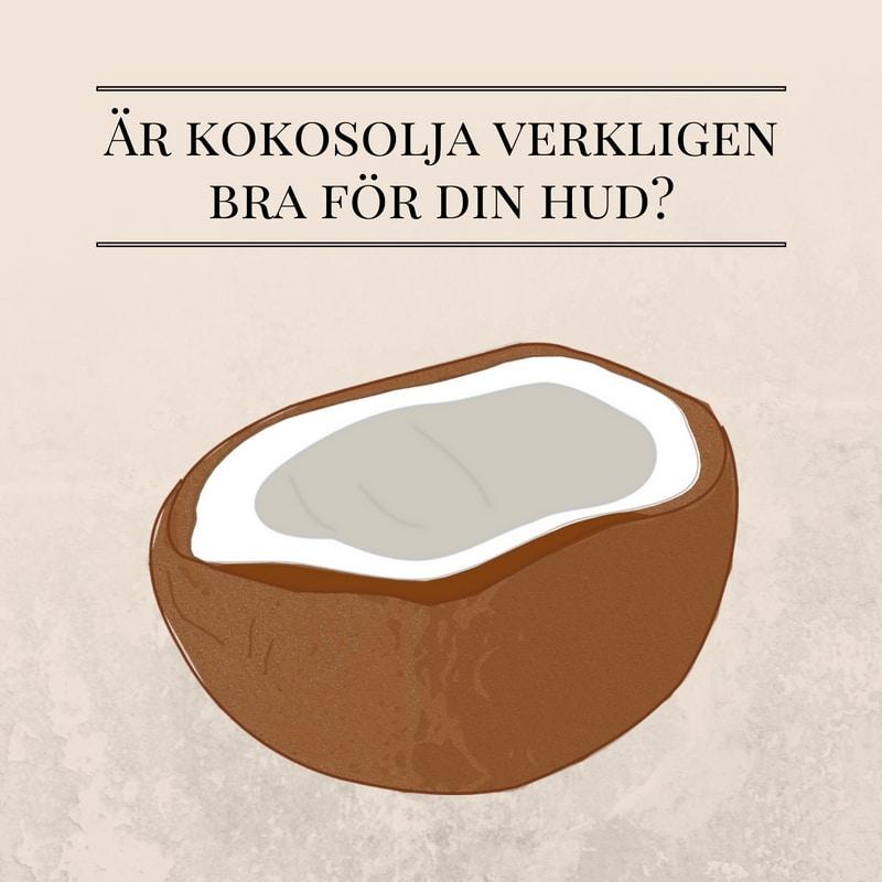 kallpressad kokosolja hud