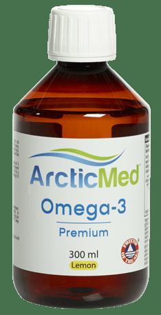 omega 3 bästa märket