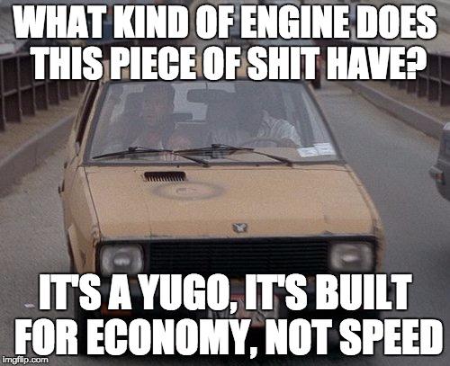 Die Hard Yugo