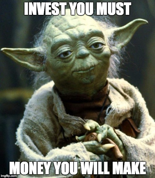 Yoda on investment