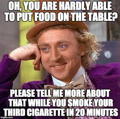Funny Friday - Willy Wonka