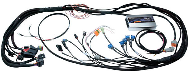 Haltech – Engine Management Systems Terminated Engine Harness