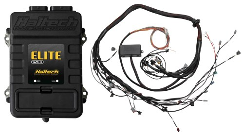 small resolution of elite 2500 toyota 2jz terminated harness ecu kit dual power output 115mj 150mj power select 6 cdi