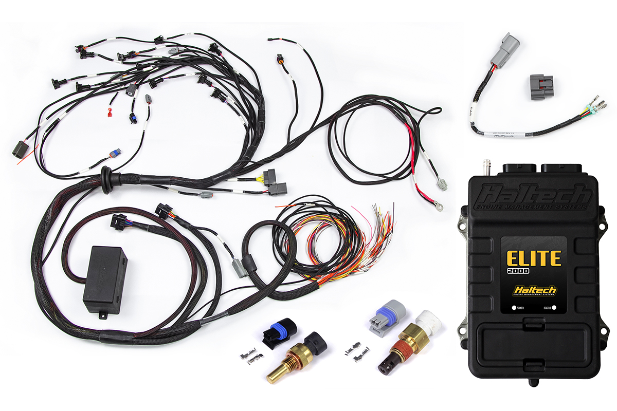 hight resolution of haltech terminated engine harness kit for nissan rb20 rb25 rb26