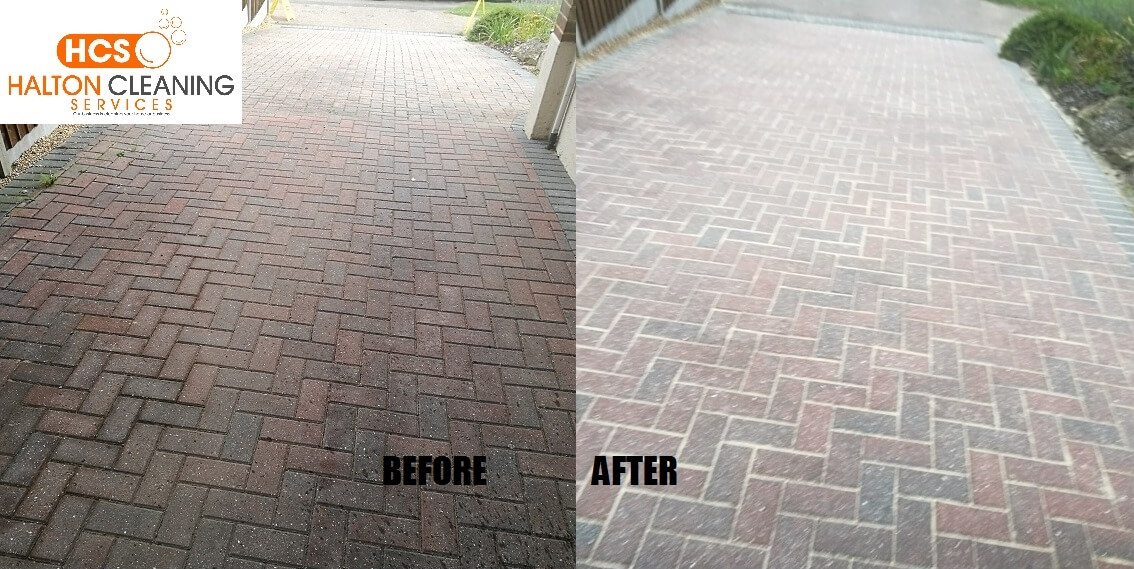 Driveway Amp Patio Cleaning Leeds Pressure Washing Services