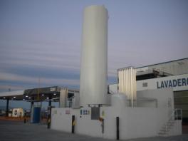 Estación GNLC Comunidad Valenciana