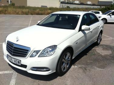 Mercedes a GNC - HAM