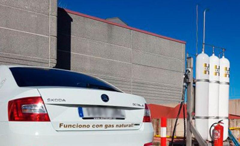 HAMikro es un surtidor diseñado, fabricado y puesto en marcha por HAM, para repostar biometano obtenido de aguas residuales en la depuradora de Guadalajara