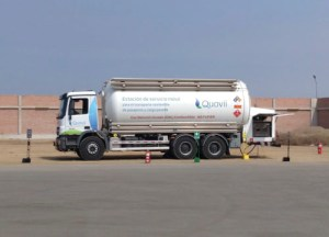 Vakuum, HAM Group company, designs and manufactures the first mobile liquefied natural gas (LNG) unit in South America, which will be operated by Quavii in Trujillo, Peru