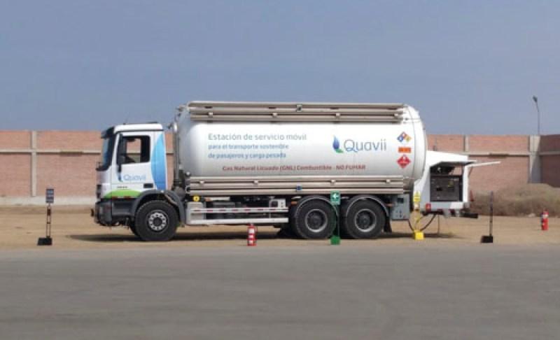 Vakuum, empresa de GRUPO HAM, diseña y fabrica la primera unidad móvil de gas natural licuado (GNL) de Sudamérica, que será operada por Quavii en Trujillo, Perú
