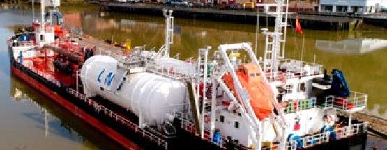 Grupo HAM, a través de su empresa HAM Criogénica, desarrolla proyectos en el sector marítimo, relacionados con GNL, especialmente servicios de Bunkering