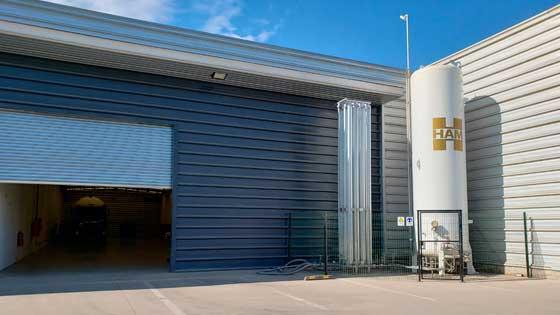 HAM Chile, filial de Grupo HAM, es una empresa especializada en equipos y trabajos criogénicos