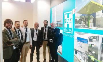 HAM Italia ha participado en la Feria Oil&NonOil que se celebra en Roma