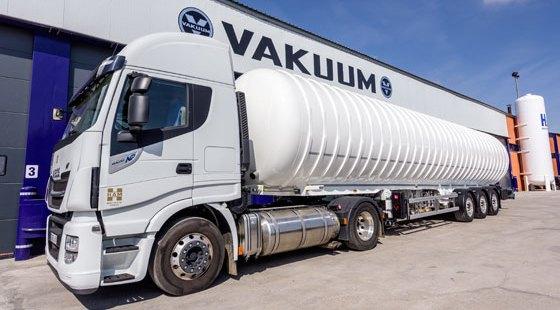 Transportes HAM garantiza la entrega rápida y eficaz de gas natural licuado a todos sus clientes
