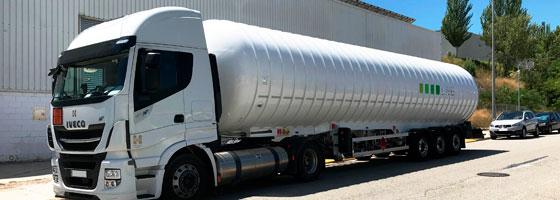Grupo HAM se encarga de la venta y transporte de gas natural a través de sus empresas Liquid Natural Gaz y Transportes HAM