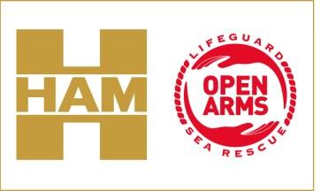 Grupo HAM entrega un donativo a OpenArms
