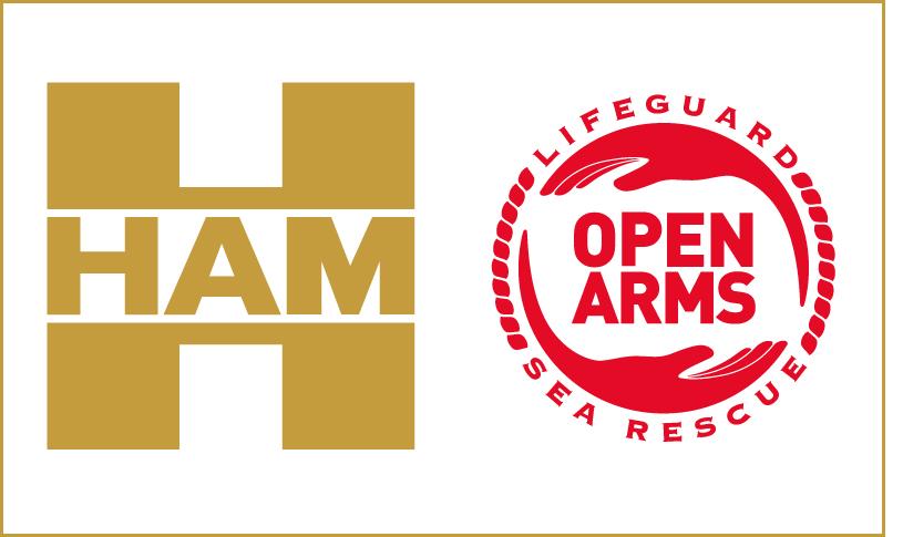 Grupo HAM hace un donativo a la ONG OpenArms