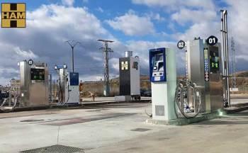 HAM Group opens Rubena CNG-LNG service station, Burgos