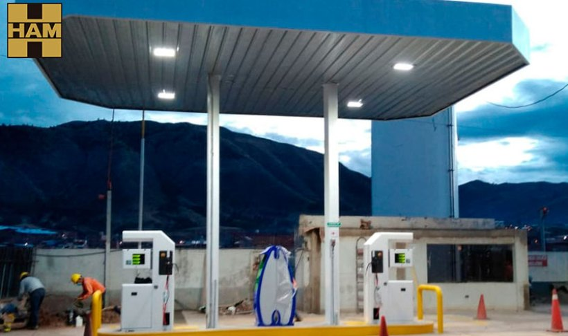 HAM Group and Limagas Movilidad are in charge of building the first CNG-LNG service stations in Cuzco and the first LNG gas stations in Peru.