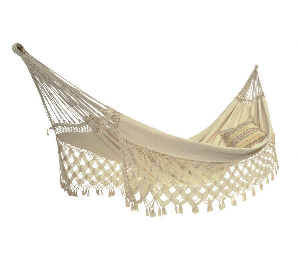 la siesta hammock chair reclining leather massage hamac brésilien familial rio pour 2 personnes - amazonas