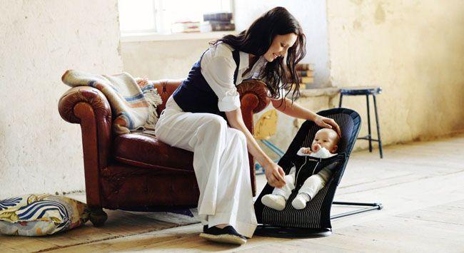 Baby Bjorn Balance Soft- cuidados