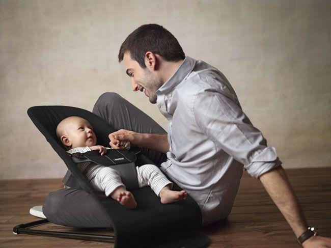 Baby Bjorn Balance Soft- padre