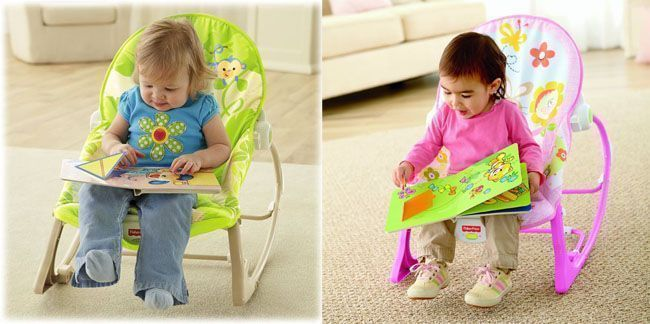Fisher Price hamaca mecedora silla