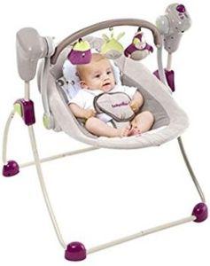 Hamaca columpio bebé - Babymov Bubble