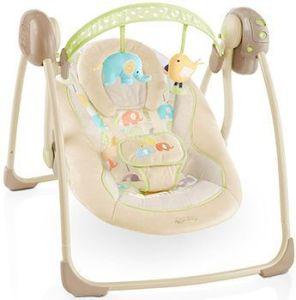 Hamaca columpio bebé - Comfort & Harmony 7130