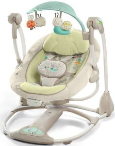 Hamaca columpio bebé - Ingenuity 60198