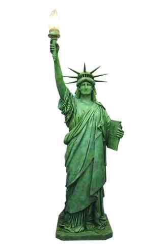 Statue of Liberty (Wired) statue