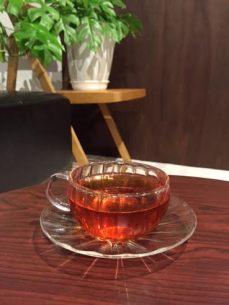 ゆず茶・ビワ茶・レモンのハーブティーからお選びいただけます。
