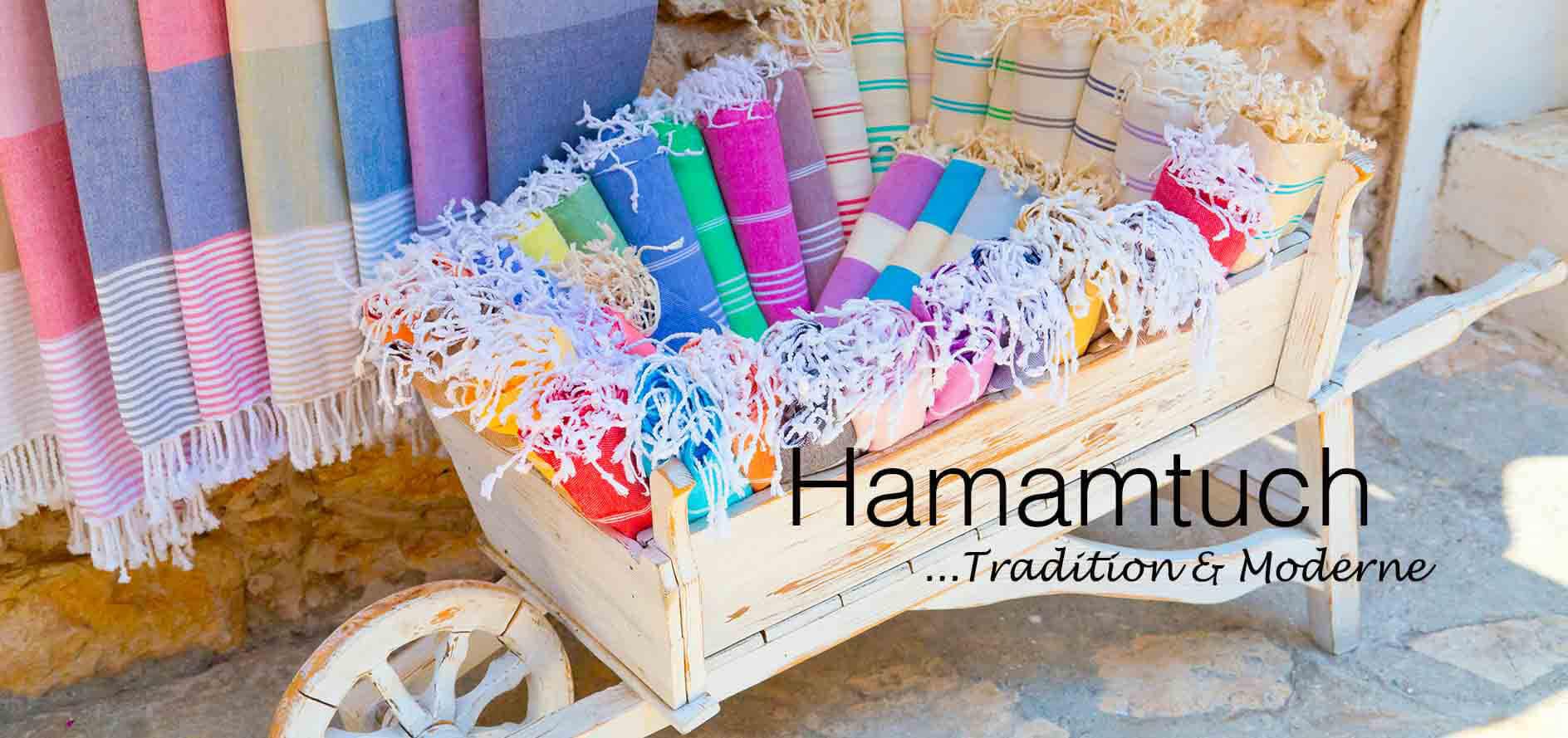Hamamtuch_Traditionund Moderne