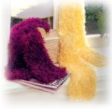 ゆびリリヤン編み:手あみの基礎