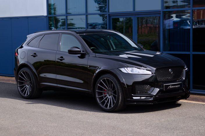 Jaguar FPace  Hamann Motorsport UK