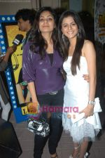 Rucha Gujarati, Manisha Kelkar at Lottery Music launch in Powai, Planet M on 16th Jan 2009 (2).JPG