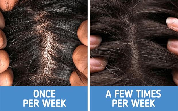میری یہ عادت میرے بالوں کی دشمن! روزمرہ کی 6 عادات جو آپ کے بالوں کو تباہ کردیتی ہیں 3