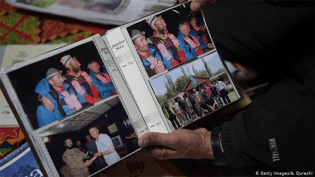 پاکستان کی سفاک ترین چوٹی کے ٹو یا چھو گوری، دنیا بھر کے لیے ایک چیلنج 5