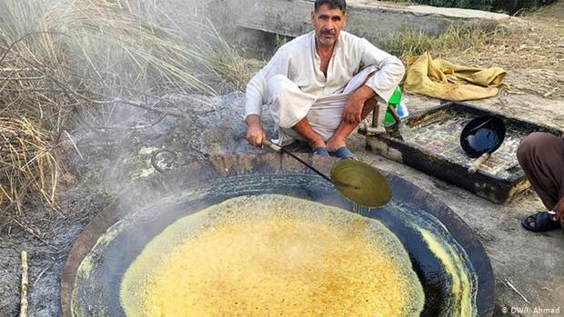 پاکستان میں دیہات کی سادہ مگر پرلطف زندگی جس کی خواہش ہر کسی کو٬ چند دلچسپ جھلکیاں 11