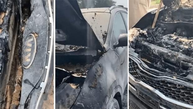 کِیا کمپنی کی کچھ سپورٹیج گاڑیوں میں آگ لگنے کا خطرہ کیوں ہے اور گاڑی میں آگ لگنے پر کیا فوری اقدامات کرنے چاہئیں؟ 1