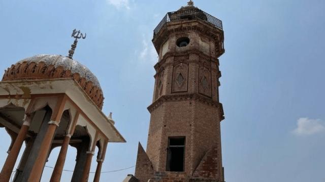 بھیرہ: اسلام آباد اور لاہور کے درمیان ایک چھوٹا سا شہر 'جہاں تاریخ کے کئی راز دفن ہیں' 7
