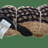 hamac mexicain coton mercerisé couleur moka