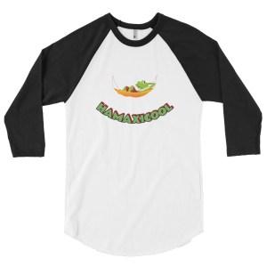 """T-shirt à Manches 3/4 raglan """"Hamaxicool"""""""