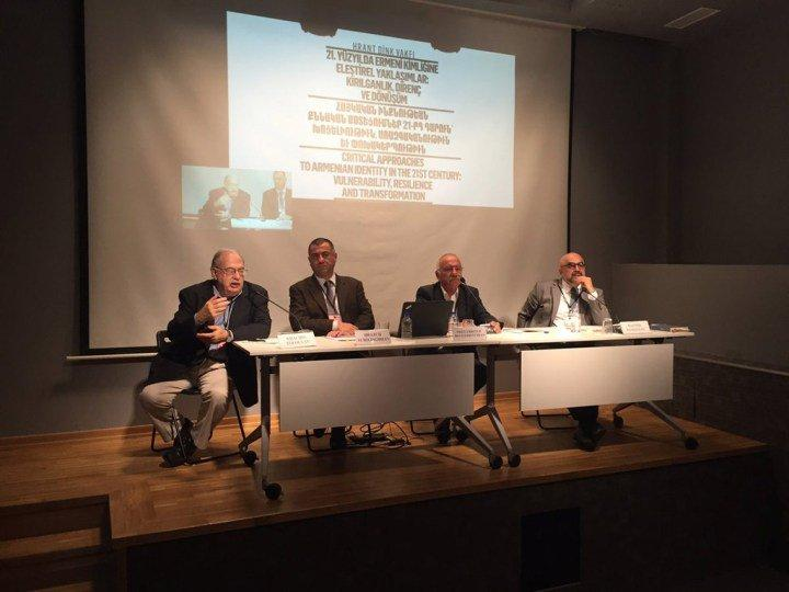 The ″Hrant Dink″ Foundation and Hamazkayin Armenian Educational and Cultural Society Organize a Conference on ″Critical Approaches to Armenian Identity″ in Istanbul