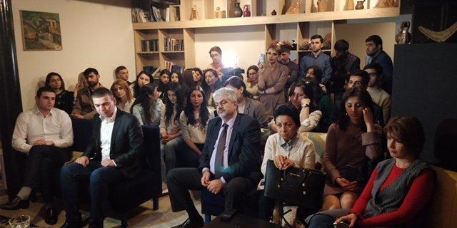 The Second Meeting with the Youth (Artsakh)