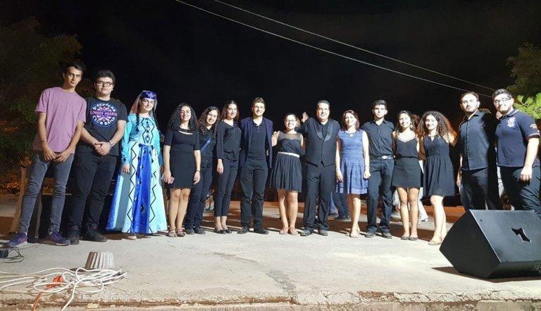 Հայկական գողտրիկ երեկոյ` Պաալպեքի մէջ